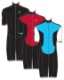 HUNTER Skinsuit color block