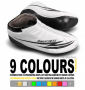 Marchese bianco iD Long Track Boots