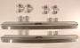 BONT Platinum K190 ST blades, used, consignment